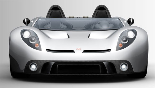 Автомобиль Scuderia Bizzarrini P538