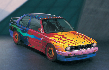 BMW M3 group A racing version от Ken Done, 1989.
