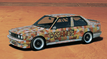 BMW M3 group A racing version от Michael Jagamara Nelson, 1989