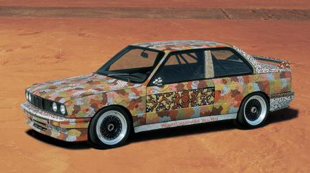 BMW M3 group A racing version от Michael Jagamara Nelson, 1989