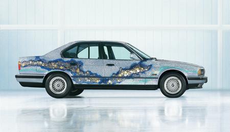 BMW 535i от Matazo Kayama, 1990.