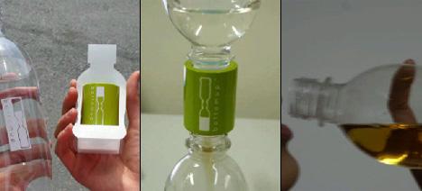 Портативный фильтр для воды Bottom Up