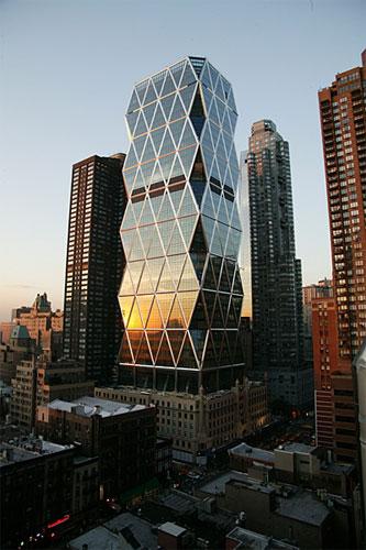 Лучшие здания 2007