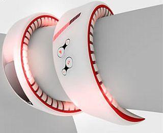 Телефон-змея от BenQSiemens