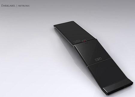 «Темная метка», телефон от Retroxis