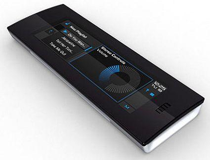 Концепт сотового телефона Onyx