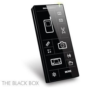 Концепт сотового телефона Black Box