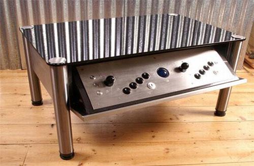 Игровой кофейный стол
