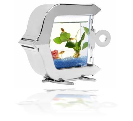 USB-аквариум, которым можно управлять с компьютера