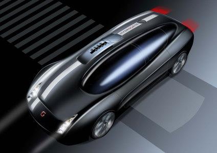 Audi Virtuea Quattro, автомобиль будущего