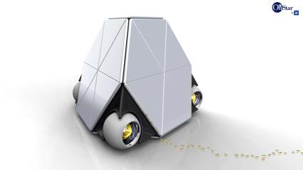 GM OnStart ANT, автомобиль будущего