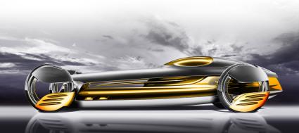Mercedes-Benz SilverFlow, автомобиль будущего
