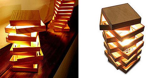 Кубическая лампа Cubix