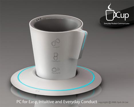 Чашка-компьютер