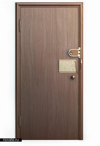 Дверная цепочка с лабиринтом