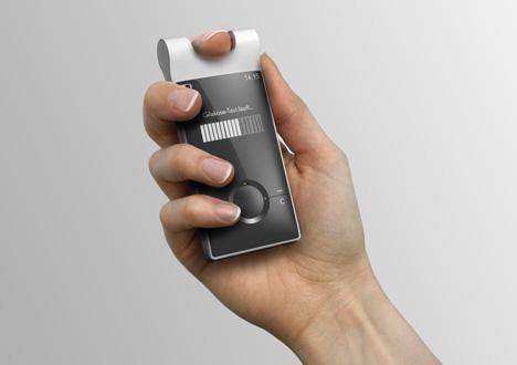 Бескровный датчик для измерения уровня глюкозы в крови от Саши Моравеца
