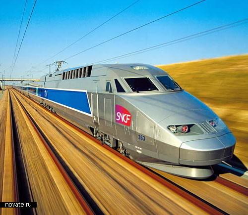 Самые быстрые и красивые поезда мира