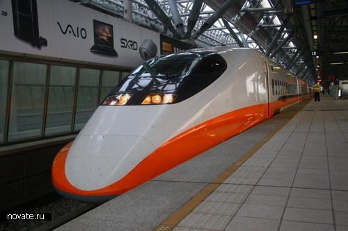 Турецкий поезд Eurotem