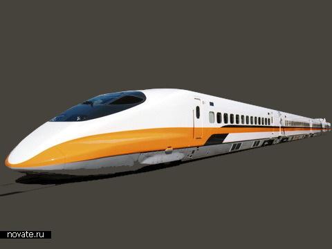 Тайваньский поезд THSR
