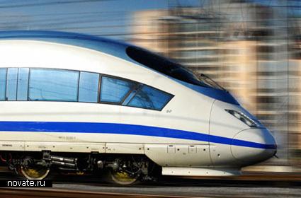 Испанские поезда Alta Velocidad