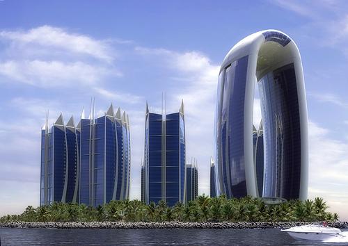 Проект отеля Regatta в Джакарте