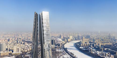 Проект Русской Башни в Москве