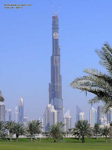 Проект Burj Dubai