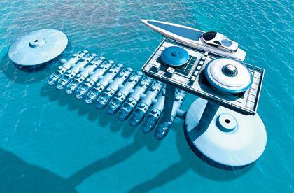 The Poseidon Undersea Resort
