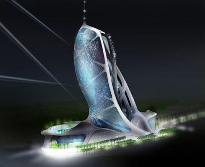 The Hydropolis: Десятизвездочный подводный отель