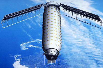 Сommercial Space Station Skywalker: Космический отель
