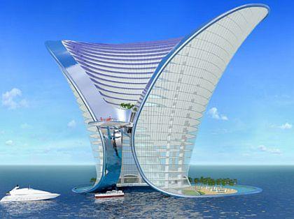 The Apeiron island hotel