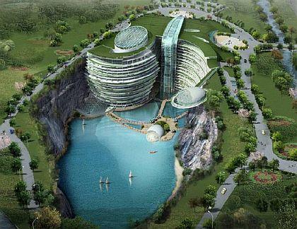 Отель Waterworld