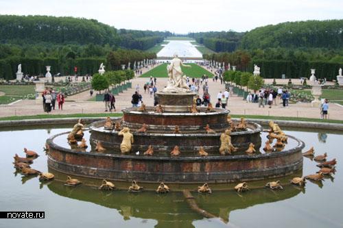 Versailles (Париж, Франция)