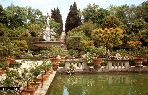 The Boboli Gardens (Флоренция, Италия)