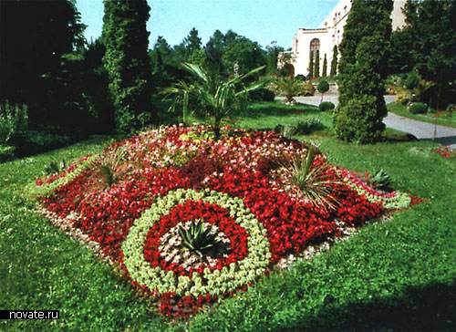 The Botanical Garden of Bucharest (Бухарест, Румыния)