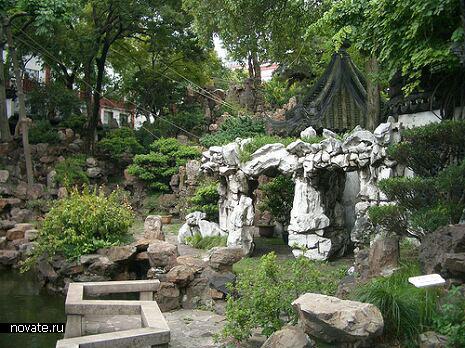 Yu Gardens (Шанхай, Китай)