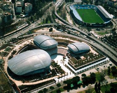 Auditorium Parco della Musica в Риме