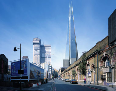Shard London Bridge в Лондоне