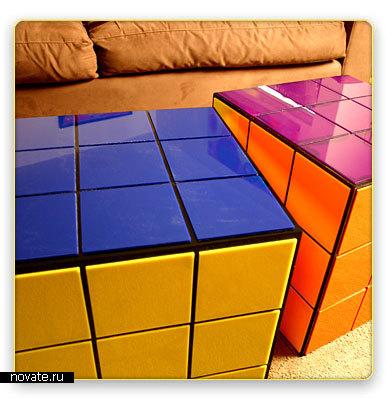 Стол кубик-рубика