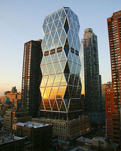 The Hearst Tower, Нью-Йорк