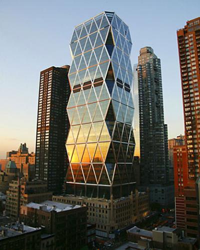 The Hearst Tower, Нью-Йорк