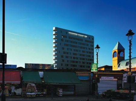 Waugh Thistleton Residential Tower