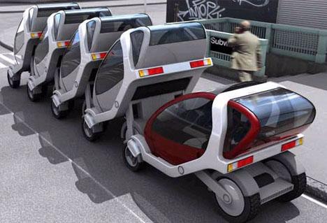 Городской автомобиль Массачусетского технического университета