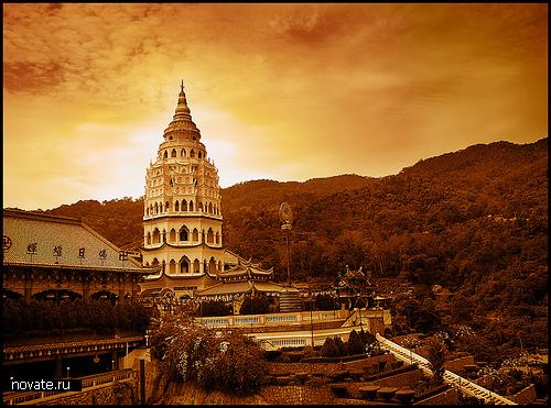 Храм Кек Лок Си (Kek Lok Si Temple)