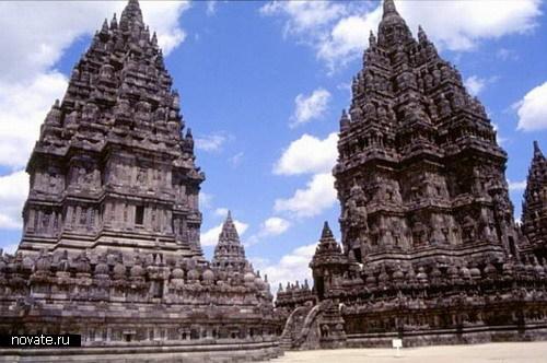 Храм Прамбанан(Prambanan Temple)