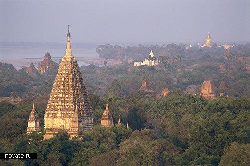 Храм Махабоди (Mahabodhi Temple)