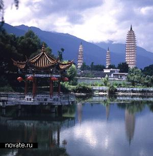 Монастырь Шаолинь (Shaolin Temple)