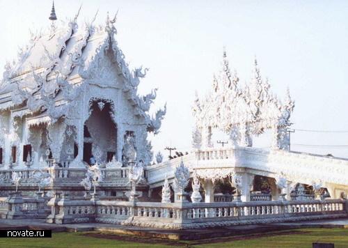 Ват-Ронг-Кун (Wat Rong Khun)