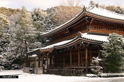 Храм Чион-Ин(Chion-in Temple)
