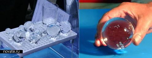 Приспособление для изготовления ледяных шариков